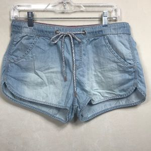 "NWT Roxy ""Music Never Stops"" Short sz Small"